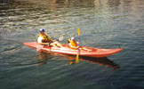 Sea Kayaking at Clode Sound
