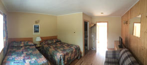 Clode Sound Motel Room #19